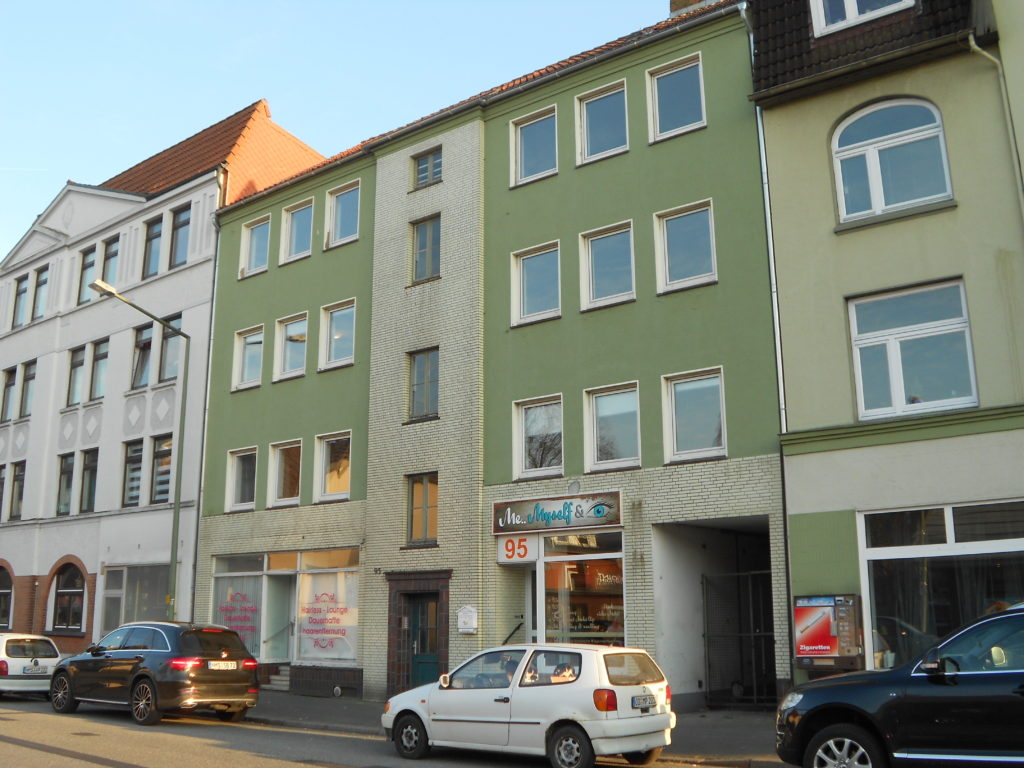 Wasbeker Straße 95  Möblierte Wohnungen