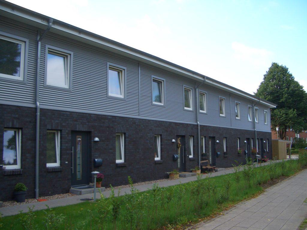 Werneshagener Weg 63-69  Reihenhäuser